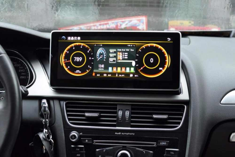 IPS 2Gb Ram 10 25inch Android 7 1 Car Dvd Gps Radio For Audi