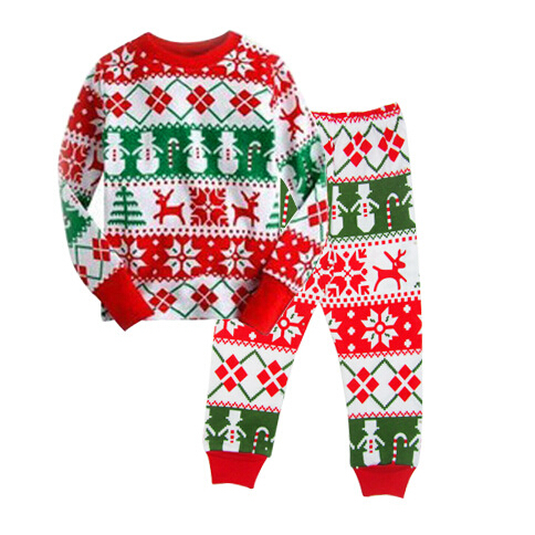 Popular Cute Christmas Pajamas-Buy Cheap Cute Christmas Pajamas ...