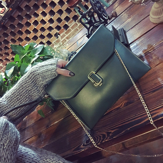 Designer Women Adjustable Strap Messenger Bag Lock The clutch bag Chains Shoulder Crossbody Bag For Women Purses and Handbags