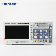 Digital Oscilloscope Hantek DSO5102P Portable 100MHz 2Channels 1GSa/s Record Length 40K USB Osciloscopio Handheld Oscilloscopes