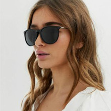 Classic  sunglasses women men brand designer Cat Eye Sunglass Star Style Rays Protection Sun Glasse 2019
