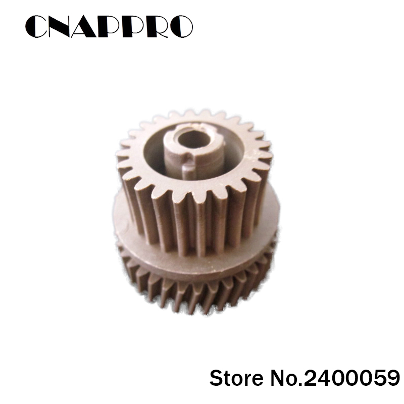10PCS/lot RS6-0842-000 RS60842000 Fuser gear 36T 24T Compatible HP Laser Jet LJ 9000 9050 LJ9000 LJ9050 Copier Spare Parts image