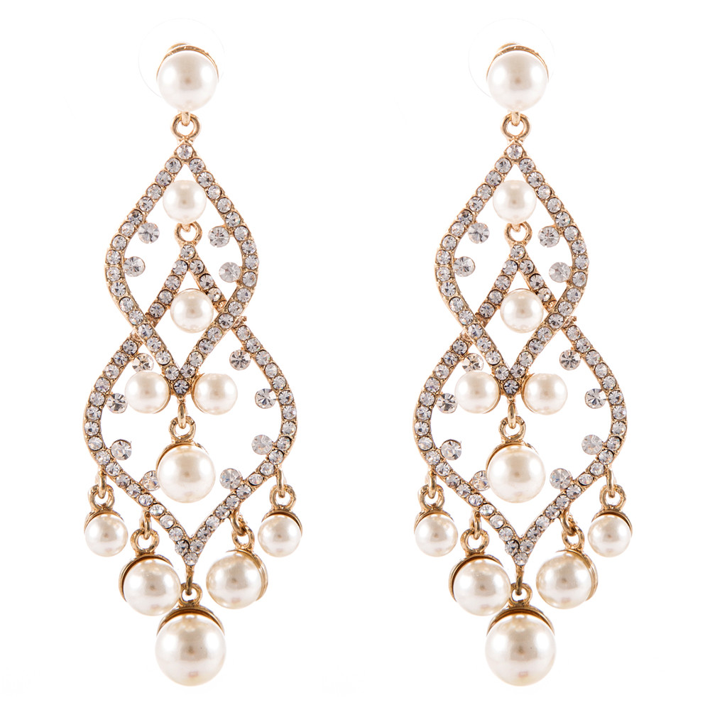 Online Get Cheap Chandelier Earrings Wedding Aliexpress – Cheap Chandelier Earrings