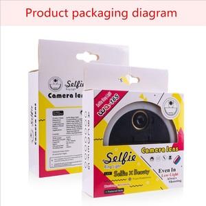 Image 5 - USB LED Beauty Fill Light Supplementary Lighting Night Darkness Selfie Enhancing for phone charge Selfie Ring Light ringlight