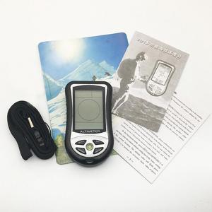 Image 5 - 8 в 1 Ручной Электронный навигационный Gps компас, датчик высоты, термометр, телефон без батарей