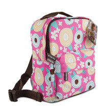 2016 children s cartoon school bag boys girls owl backpack kids travel bag colorful toddler shoulder