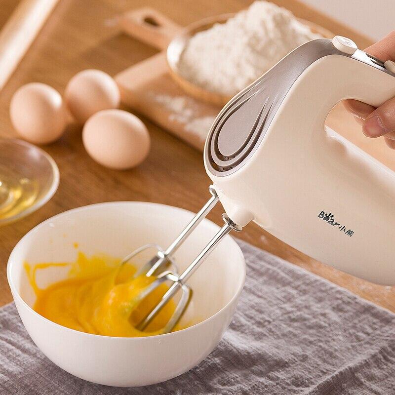 125 w outil de cuisson 5 fichiers oeuf batteur cuisine agitateur électrique ménage main mélangeur crème lait mousseur mousseur mélangeur Machine