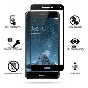 Image 2 - 1 2 szt. Szkło do Huawei Honor 8 Lite światło ochronne szkło hartowane na cześć 8 Honor8 Lite światło 8 lite ochraniacz ekranu