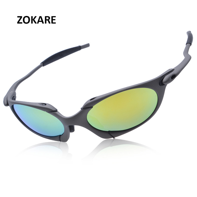 ZOKARE Polarized Cycling Sunglasses Outdoor Sports Bicycle Alloy Sun Glasses Running Fishing Eyewear Goggles gafas ciclismo Z2-3