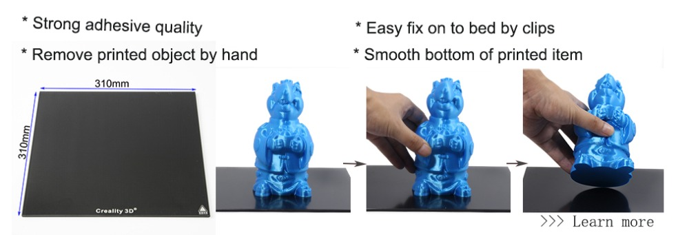 Detail Feedback Questions about CREALITY CR 10S Pro 3D