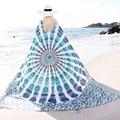 Durable fashion beach towel  Pareo Summer Dress Swimwear Bathing Suit Kimono Tunic Beach Cover Up Bikini Boho