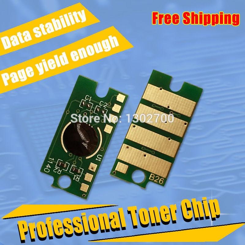 10 шт. 593-bbbw тонер-картридж чип для Dell h815dw s2815dn H815 H 815 815dw S 2815 2815dn лазерный принтер порошок пополнения сброса