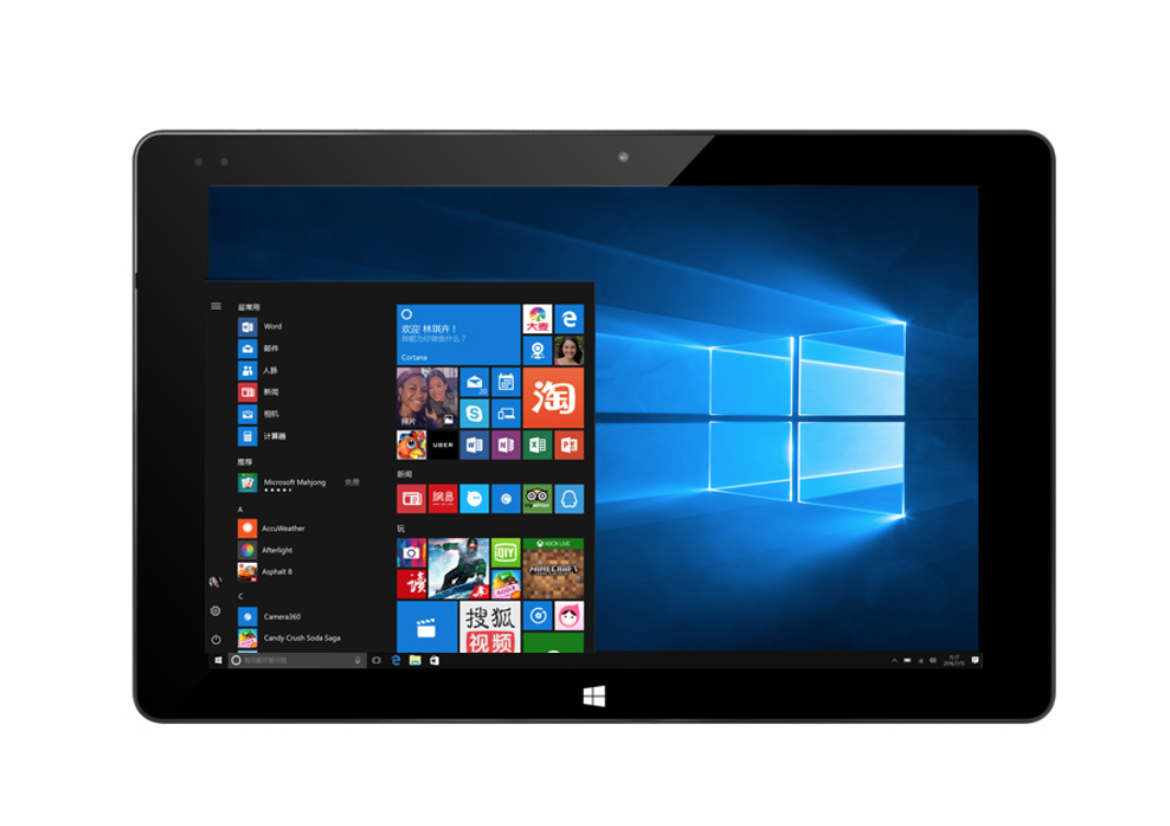 10,1 'IPS 1920*1200 Alldocube/cubo iwork10 último arranque Dual de la PC de la tableta de Win10 + Android 5,1 Intel X5 z8300 Quad Core 4 GB 64 GB Rom