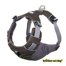 купить Reflective Pet Dog Harness Accessories Pet Dog Training Vest for Medium Big Large Dogs Adjustable Outdoor Harness K9 Vest Collar по цене 579.67 рублей