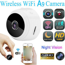 Wireless WiFi Mini IP Camera  Home Security HD 1080P DVR Night Vision Mobile Phones App Remote Control Protect Your House