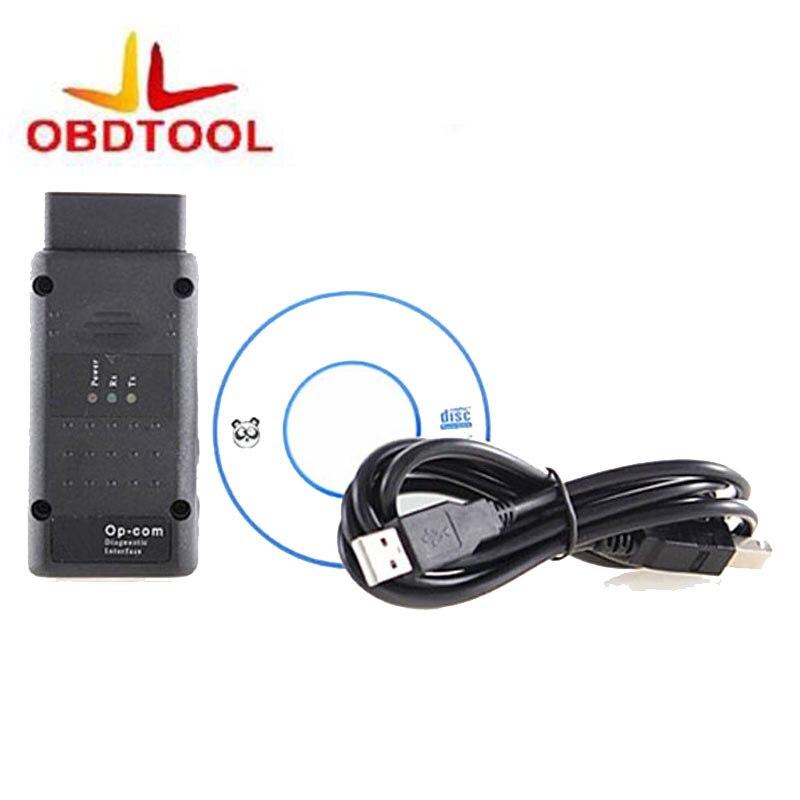 ObdTooL opcom 2010V HardWare V1.45 Latest Version OBD2 Op-com / Op Com / Opcom for Opel