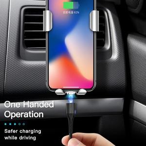 Image 5 - KUULAA Cavo USB Magnetico Per il iPhone 11 Pro X XR SE 8 7 6 Più Veloce di Ricarica USB Caricatore Magnete cavo Veloce Cavo di Ricarica Cavo USB