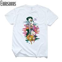 Adventure Time T Shirts Men Women Short Sleeve Cotton T-Shirt Harajuku Hip Hop Funny Adventure Time Tee Brand Clothing