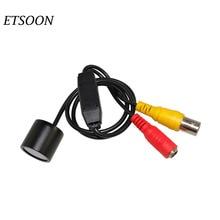 ETSOON 2.0 Megapixels Small Camera AHD Pinhole Micro Camera Night Vision 2.8mm lens CCTV Security Video Mini Camera