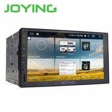 Joying 2GB+32GB Universal New Android 6.0 Car Audio Stereo GPS 3G Wifi Bluetooth Radio Automotive Quad Cord HD Multimedia Player