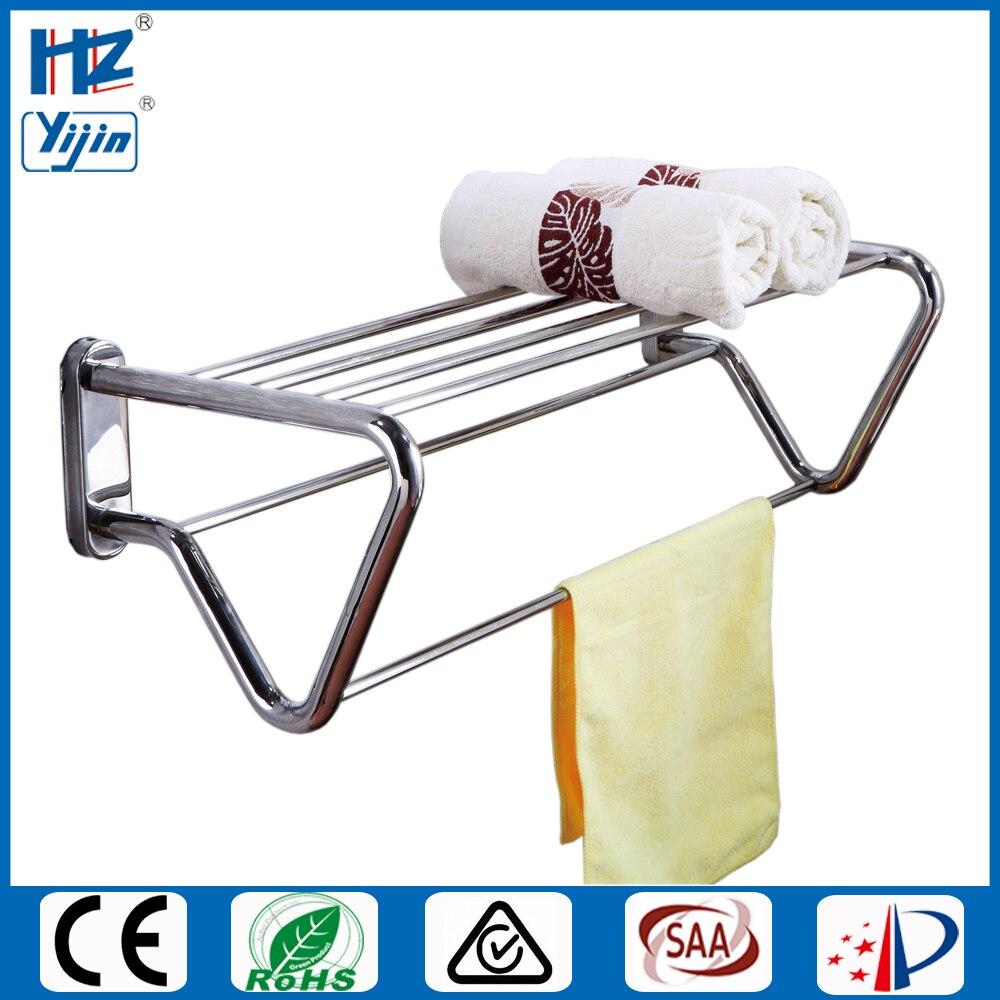 Braddan Stainless Steel Heated Towel Rail Warmer: Classic Style Heated Towel Rail Electric Towel Warmer Rack