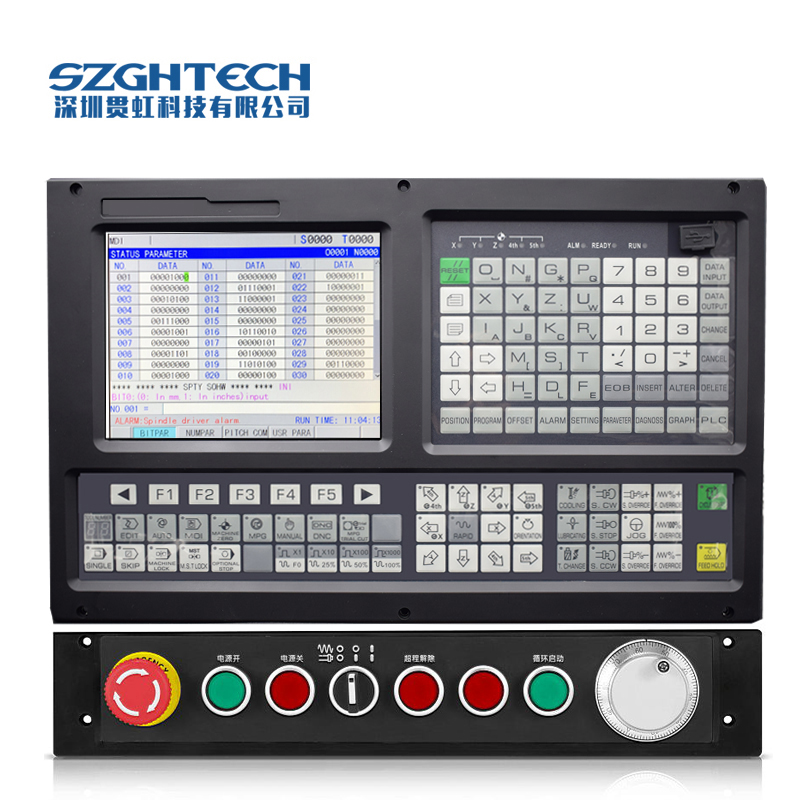 Baixo preço Profissional para suporte do Controlador de Sistema 3 Axis fresagem CNC Woodworking Router 99 pcs ferramentas