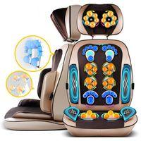 Cervical massage body neck back waist massage cushion body multi function pillow massage chair cushions home cushion
