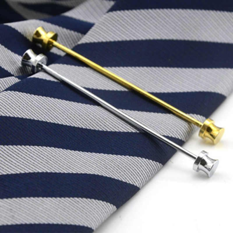 ファッションビジネス襟ピン襟まま結婚式シルバー/ゴールドスリムネクタイピン襟ネクタイバーネックウェアーアクセサリー