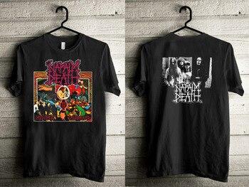Napalm Tops Nuevo Asesinato Grindcore S Metal Hombre 3xl Tlife Tee Mentalmente Hombres Camiseta Muerte La Cool 76gfIYbyv