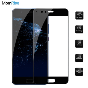 0.26mm Full Screen Tempered Glass Film For Huawei P10 Glass Screen Protector For Huawei P10 Lite Light P10 Plus Glass Saver 9H(China)