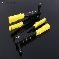Useful Rivet Tool Rivet Gun Rivets Repair Tools Kit Heavy Duty Hand Tool Set For Metal