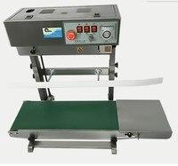 Uso comercial máquina de embalagem a vácuo aferidor De Calor comercial sacos de vedação de calor  máquina da selagem do saco saco da folha de alumínio de conexão Processadores de alimentos     -