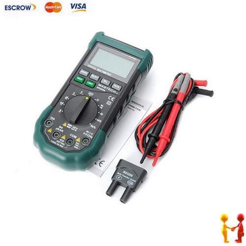 Free shipping MASTECH MS8268 3 3/4 AUTORANGE Digital Multimeter, Tester Resistance AC DC Ohm Hz 4000 Counts Voltmeter  цены