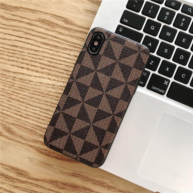 Pour iPhone X/XS/XR/Xs Max coque souple en polyuréthane rigide housse antichoc pour iPhone 6/6s/7/8 Plus housse de protection incassable
