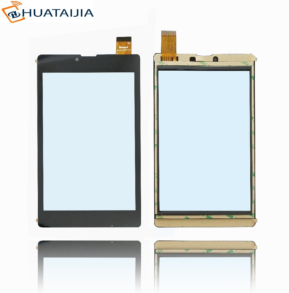 New For 7 DIGMA Plane 7535E 3G PS7147MG Tablet touch screen panel Digitizer Glass Sensor Replacement Free Shipping new 7 inch for digma hit 3g ht7070mg tablet touchscreen panel digitizer glass sensor replacement free shipping