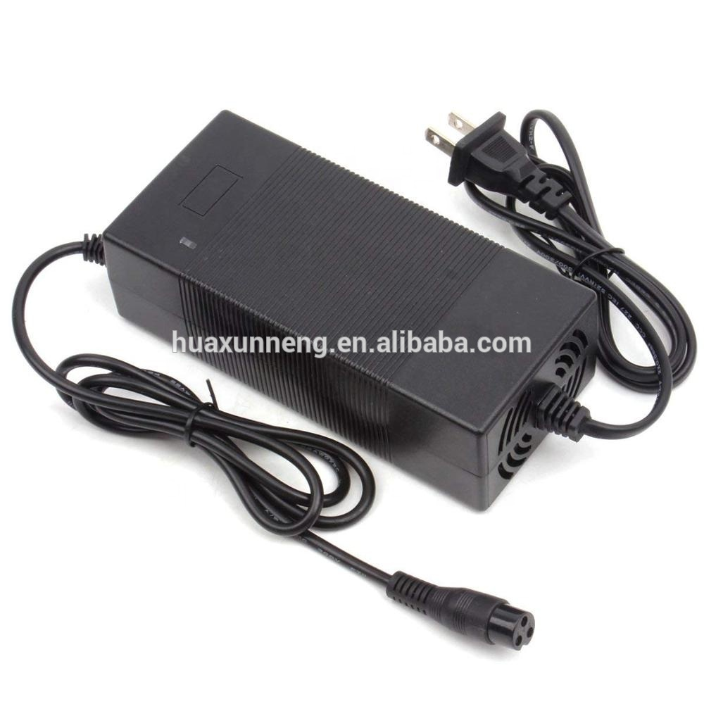 42V 1.5a 2a 3a 4a Lithium Battery Charger For Electric Scooter Hoverboard Ebike With Ninebot Segway Connector 42V Power Supply