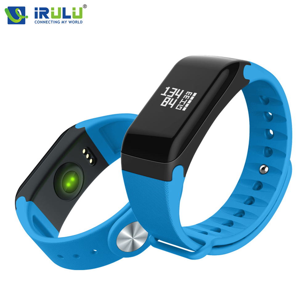 L8Star R3 Smart Wristband Fitness Tracker Heart Rate Monitor Smart Bracelet IP67 Bluetooth 4.0 Sleep Tracker SMS/ Call Reminder
