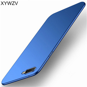 Image 2 - OPPO RX17 Neo מקרה Silm יוקרה דק חלק קשה PC טלפון מקרה עבור OPPO RX17 Neo כריכה אחורית OPPO K1 מלא הגנה Fundas