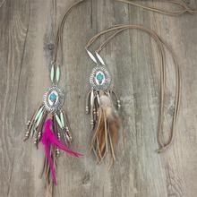 2016 Rushed Moda Gargantillas Collares Mujeres Collier Joyería Nuevo Diseño De Moda Colorida Cadena del Babero del Collar Declaración