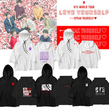 BTS World Tour Hoodies Sweaters Love Yourself Speak Yourself