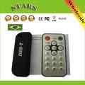 Nuevo 2016 Mini Digital ISDB-T USB TV Tuner HDTV Palo Registrador Del Receptor Remoto + Antena para Brasil, Al Por Mayor envío Gratis