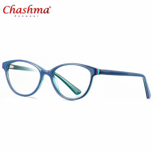 Hashma Haute qualité Enfants Lunettes Cadre Garçon Fille Myopes Lunettes  Cadre Acétate Oculos de grau 5138e7b4ceb4