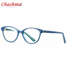 Hashma High quality Children Glasses Frame Boy Girl Myopic Acetate Oculos de grau