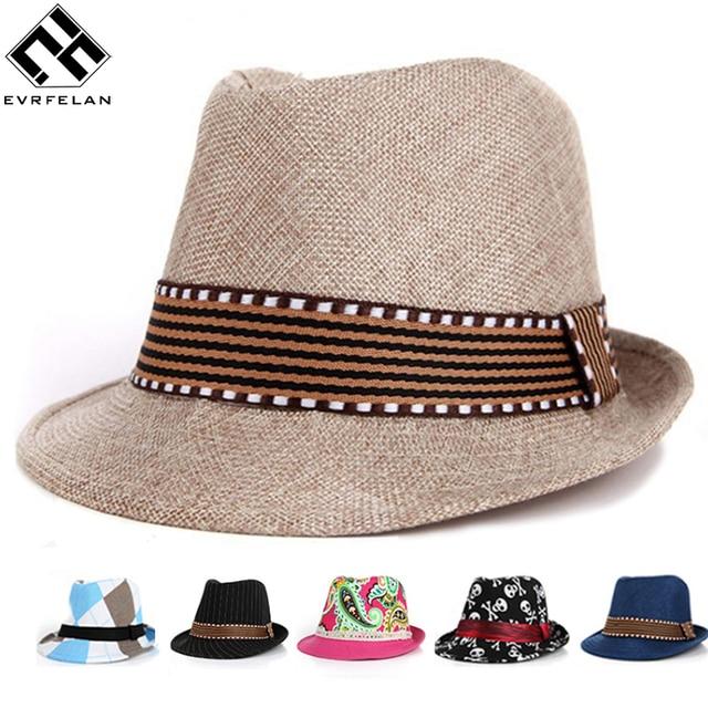 Круто! Модная одежда для детей, детская мода шляпа детей малыша крышки шляпа смешения стилей Лидер продаж Джаз колпачок для мальчик девочка шляпа новорожденных Опора шляпа