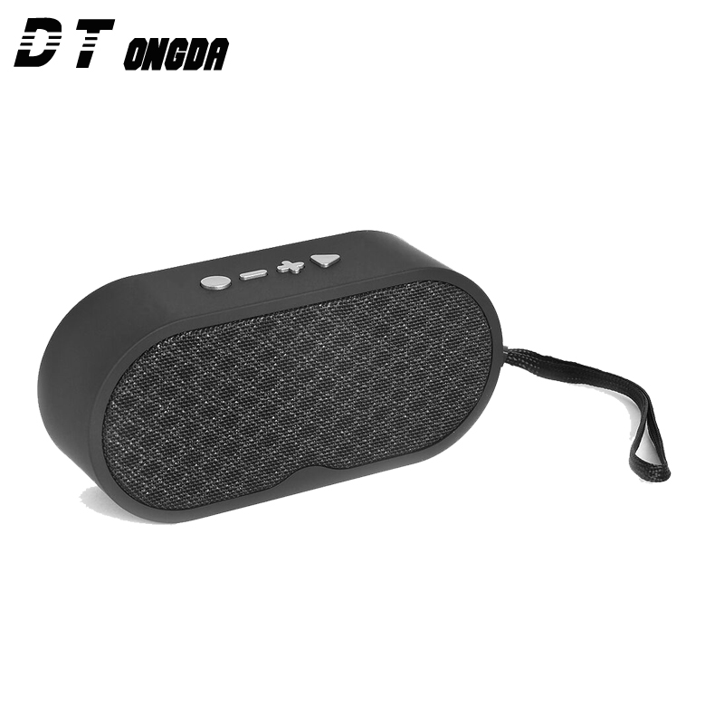F3 Portable Wireless Speaker Bluetooth V4.2 Handsfree Music Speaker with Mic for Phone for Laptop FM Radio TF Card Player