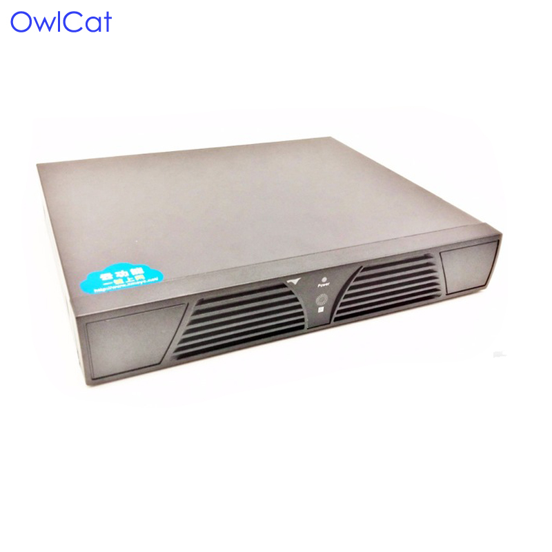 OWLCAT 4CH NVR Full HD 1080P Network Video Recorder 4 Channels CCTV Network DVR Registrar 2.0mp for IP Cameras Onvif Motion owlcat 4ch nvr full hd 1080p network video recorder 4 channels cctv network dvr registrar 2 0mp for ip cameras onvif motion