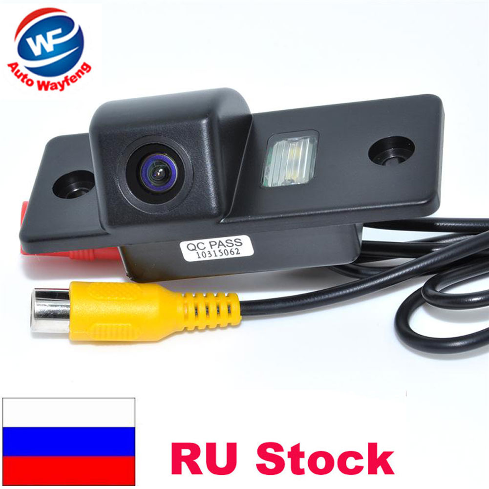 Auto Wayfeng WF Car Rear View Reverse backup Camera for PORS-CHE CAYENNE VW