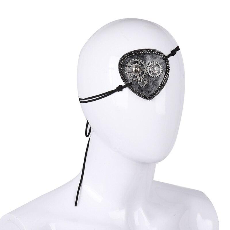 Steampunk Choker Cyber Cogs Clock Gothic Halloween Fancy Dress Accessory NEW