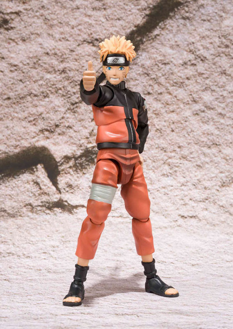 Naruto Moveable Action Figure for Anime lovers