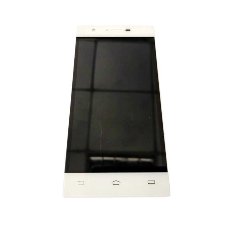 Wisecoco 5.0 Pouces LCD Affichage Écran Avec Écran Tactile En Verre Digitizer Pour Philips Xenium X586 Cellulaire Téléphone + Numéro de Suivi